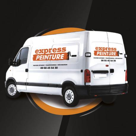 Votre publicité sur votre camion