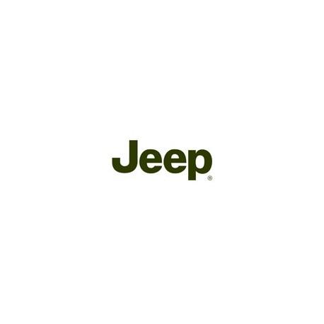 Autocollant Jeep