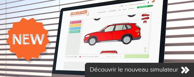 Lookvoiture révolutionne le marquage de véhicules en France