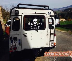 Autocollant Sea Shepherd