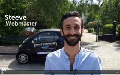 A la rencontre de Steeve, webmaster dans le Val de Marne
